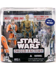 2008 Droid Factory Luke Skywalker & R2-D2 C-9