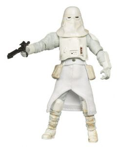 30th Anniversary Vintage Style Carded Snowtrooper