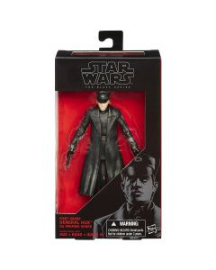 Star Wars Black Series The Force Awakens Boxed 6 Inch General Hux