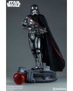 PRE-ORDER: Captain Phasma Limited Edition Premium Format™ from Sideshow Collectibles