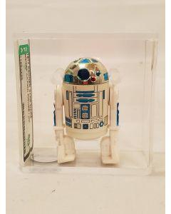 1977 Vintage Kenner Star Wars Loose Action Figure / HK R2-D2 // AFA 75+ EX+/NM #12010081