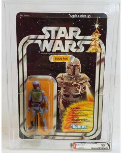 1979 Kenner Star Wars 21 Back-B Boba Fett AFA 85 NM+ #11481707