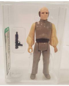 1980 Kenner Vintage Star Wars Loose Lobot Action Figure AFA 80 NM #11803692