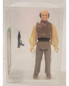 1980 Kenner Vintage Star Wars Loose Lobot Action Figure AFA 80+ NM #11235043