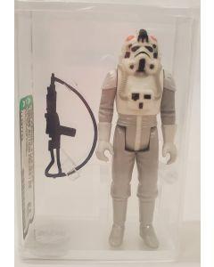 1980 Vintage Kenner Star Wars loose AT-AT Driver (Orange Logo) // AFA 85 NM+ #11397739