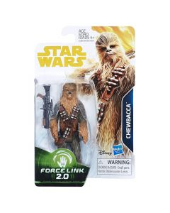 """Solo A Star Wars Story Force Link 2.0 Chewbacca 3.75"""" Action Figure"""
