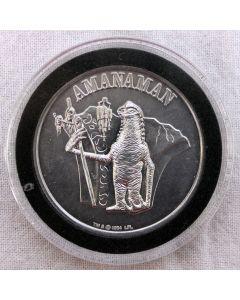 Vintage POTF Coin Amanaman