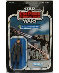 Vintage Star Wars Carded ESB AT-AT Commander Action Figure // C5