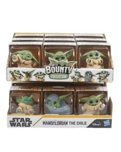 Star Wars The Mandalorian Baby Bounties Wave 1 Set of 6