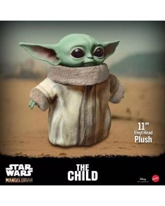 Mattel Star Wars The Mandalorian The Child (Baby Yoda) 11-Inch Plush