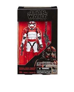 "Black Series Boxed 6"" Battle Front Imperial Shock Trooper Action Figure"