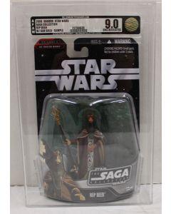 Star Wars Saga 2 Carded Rep Been - AFA U9.0 # 22739635