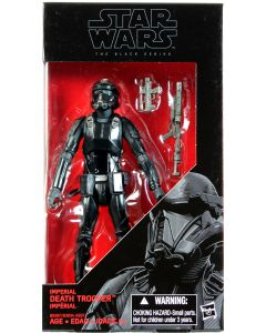 Black Series Rogue One: A Star Wars Story Boxed 6 Inch Imperial Death Trooper Action Figure