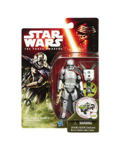 "The Force Awakens 3.75"" Carded Captain Phasma"