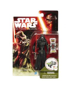 "The Force Awakens 3.75"" Carded Kylo Ren"