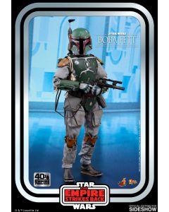 Hot Toys Star Wars Boba Fett Sixth Scale Figure ESB 40th Anniversary by Sideshow