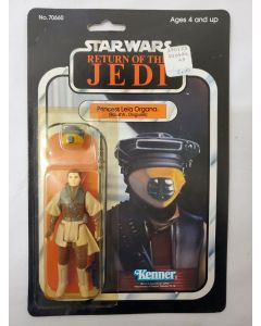 1983 Star Wars Vintage Kenner Leia Boushh Disguise C7