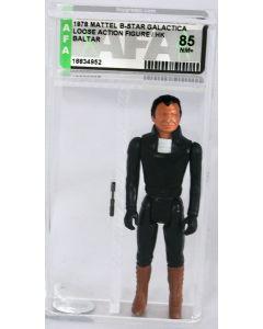 ***Mattel Vintage Battlestar Galactica Baltar AFA 85 NM+ #18834952***