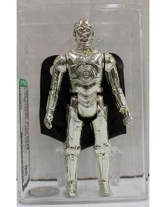 Star Wars Vintage Loose ESB C-3PO (removable limbs) AFA 85 NM+ #11315219