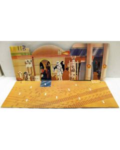 Vintage Star Wars Loose Sears Cantina Adventure Playset  // C-8.5