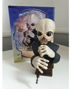 Star Wars Legends in 3 Dimensions - Cantina Band Member Porcelain - Figrin D'an