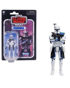 Star Wars Carded The Vintage Collection Clone Wars Captain Rex 3 3/4-Inch Action Figure