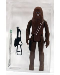 Vintage Loose Star Wars Chewbacca Action Figure AFA 80+ #11095193