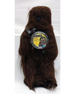 Vintage Star Wars Accessories Plush Chewbacca Stuffed Figure C8 w/ C8 Tag