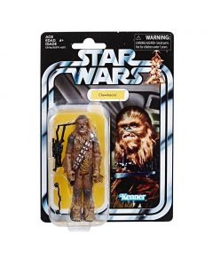 """Star Wars The Vintage Collection 3.75"""" Chewbacca Action Figure"""