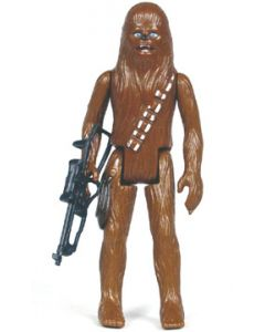 Star Wars Vintage Loose Chewbacca (C8)