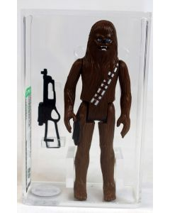 1977 Vintage Kenner Star Wars Loose Action Figure / TW Chewbacca AFA 85+ NM // #12838844