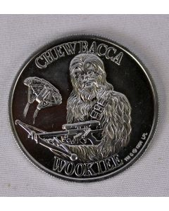 Vintage POTF Coin Chewbacca