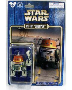 """Star Wars Droid Factory Disney Park C1-10P """"Chopper"""" 3 3/4"""" Action Figure"""