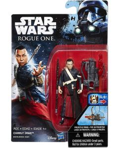 "Rogue One: A Star Wars Story 3.75"" Carded Chirrut Imwe Action Figure"