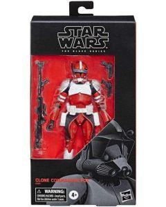 Star Wars 2019 Black Series Clone Commander Fox 6-Inch Action Figure