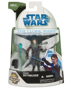 2008 Clone Wars Carded Anakin Skywalker C-9