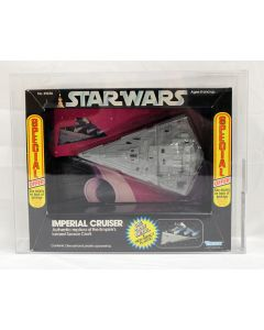 Vintage 1979 Star Wars Boxed Diecast Imperial Cruiser Vehicle w/ Special Offer DCA 80 (B75 W85 V85) #38720232