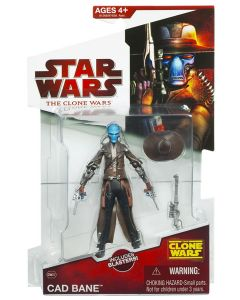 2009 Clone Wars Carded Cad Bane