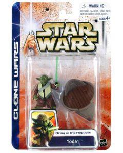 Clone Wars Carded Yoda C-9
