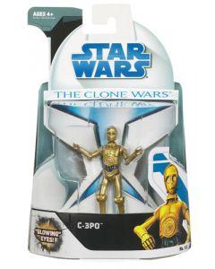 2008 Clone Wars Carded C-3PO C-9