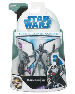 2008 Clone Wars Carded Magnaguard C-9