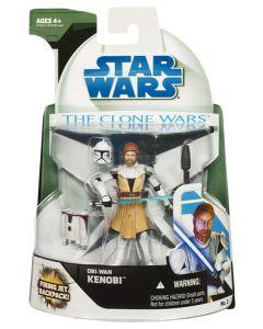 2008 Clone Wars Carded Obi-Wan Kenobi C-9