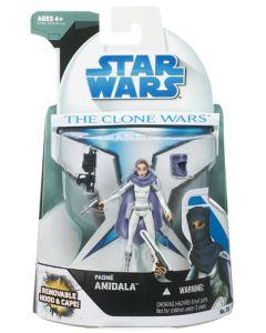 2008 Clone Wars Carded Padme Amidala C-9