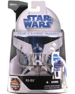 2008 Clone Wars Carded R2-D2 C-9