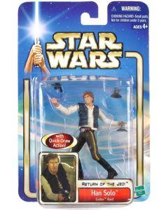 Saga Collection Carded Han Solo (Endor Raid - ROTJ)