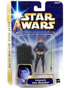 Return of the Jedi Carded Holographic Luke Skywalker