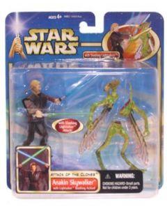 Attack of the Clones Deluxe Anakin Skywalker