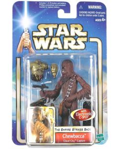Saga Collection Carded Chewbacca (Cloud City Capture)