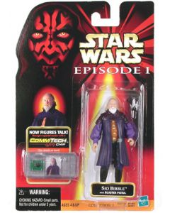 Episode I Carded Sio Bibble