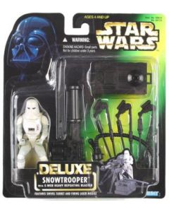 Power of the Force 2 Deluxe Snowtrooper
